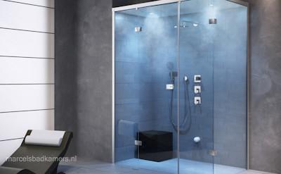 Gladde Wanden Badkamer : Marcels louws badkamers